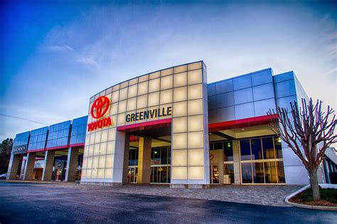 Toyota Of Greenville, Greenville South Carolina (SC