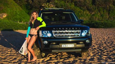land rover australian news sally fitzgibbons joins land rover australia