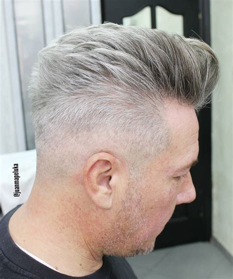 Hairstyles For Older Men That Look Great
