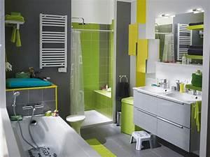 Salle De Bain Le Roy Merlin : salle de bain leroy merlin 2013 photo 1 20 une belle salle de bain avec des magnifiques ~ Melissatoandfro.com Idées de Décoration