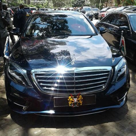 Uhuru Kenyatta Owns The Most Expensive Car In Kenya