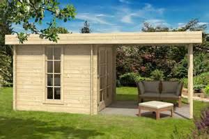 gartenhaus architektur das gartenhaus mit vordach