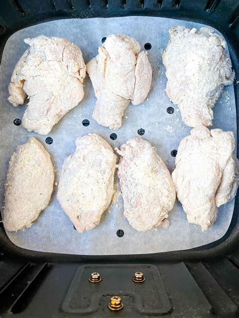 chicken fryer air grilled wings parmesan fried garlic breaded easy
