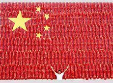 Boycott China's Flag JAPAN Forward