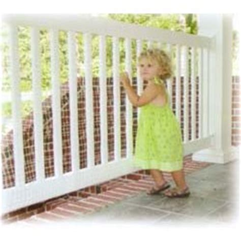 Banister Protection For Babies by Balcony Shield Or Banister Guard For Babies