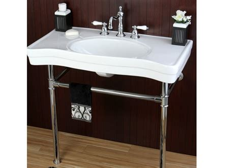 wall mount chrome pedestal vintage bathroom sink