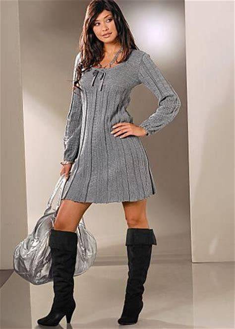 26 best images about SWEATHER DRESS on Pinterest | Ballet Cowl neck sweater dress and High heel ...