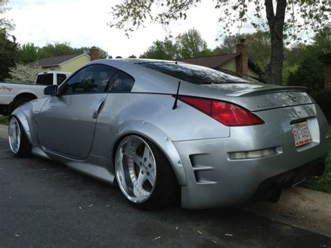Nismo V2 Side Skirts With Chargespeed Rear