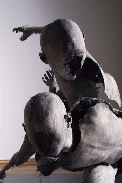 existential sculptures  park ki pyung ignantcom