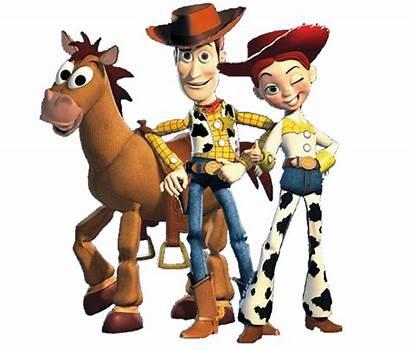Toy Story Woody Jessie Buzz Clipart Transparent