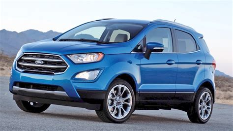 ford ecosport  novidades precos seminovos carros