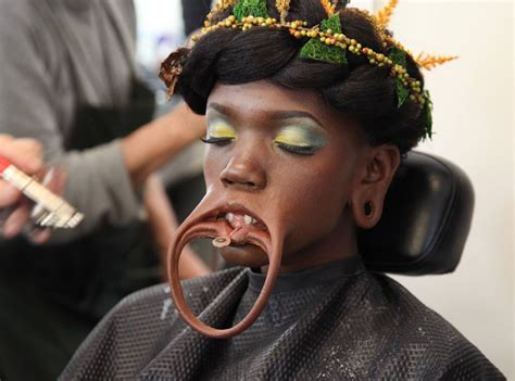mind blowing secrets   makeup  black panther