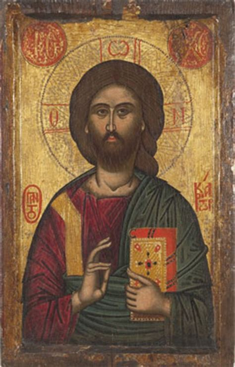 collection  greek  russian icons art history