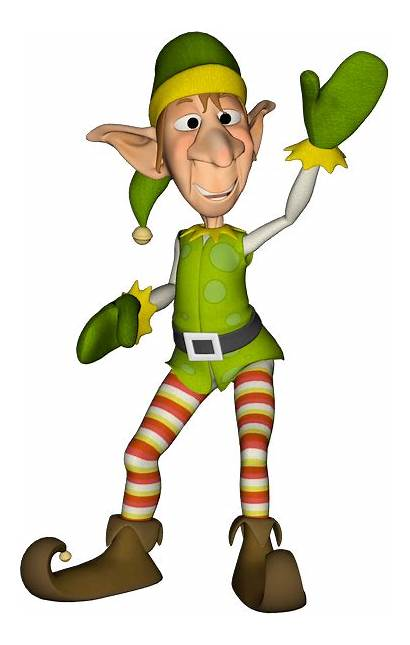 Elf Christmas Transparent Clipart Elves Clip Resolution