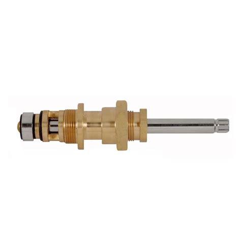 shop danco brass tub shower valve stem for sayco at lowes com