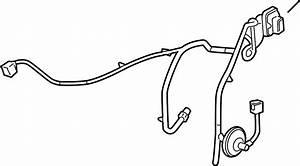 Chevrolet Malibu Limited Door Wiring Harness  W  Premium