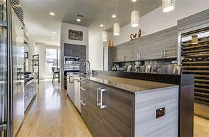 Contemporary Kitchen Cabinets (Design Styles) - Designing Idea