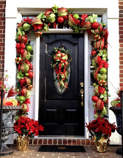 outside christmas decorations 50 best outdoor christmas decorations for 2016