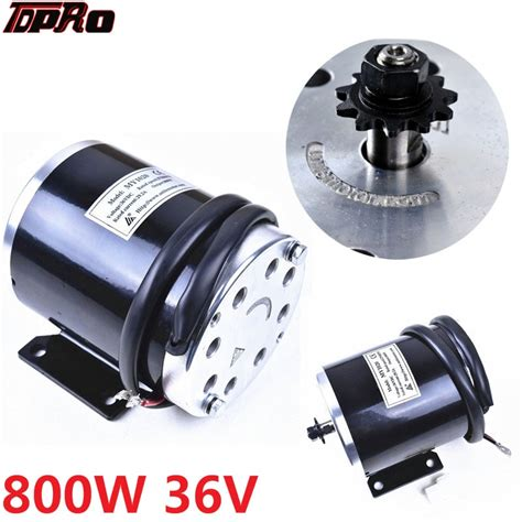 aliexpress buy tdpro 36v 800w 11t motorcycle motor starter unite moto scooter my1020 atv