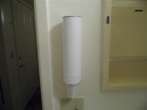 How To Make A Cheap, Stylized Paper Cup Dispenser For Your