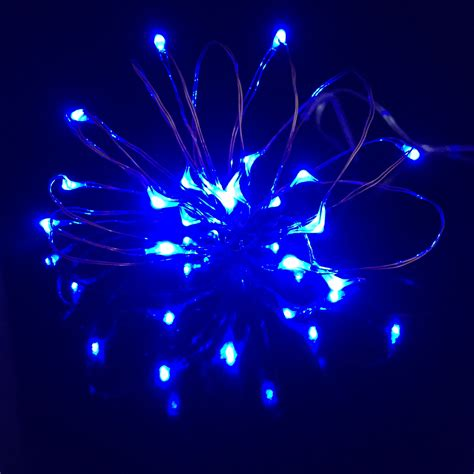 20 Micro LED 'Rice' Lights   Battery Operated Fairy Lights