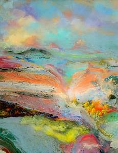 truong buu giam abstract impressionism painter tutt