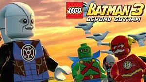 Lego Batman 3 Details - Odym, Beastboy & DC Heroes Galore ...