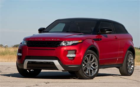 range rover range rover evoque land rover lr2 recalled for airbag sensor