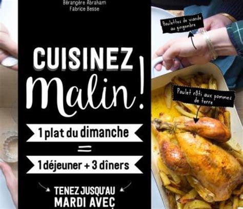 edition larousse cuisine cuisinez malin par bérengère abraham aux éditions