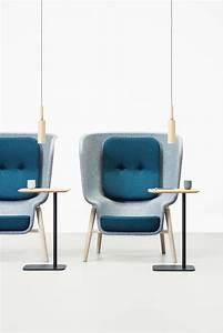 Pod chair, la poltrona di design per lavorare concentrati ...