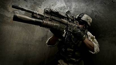 Gun Wallpapers Assault Rifle Desktop Wallpapersafari