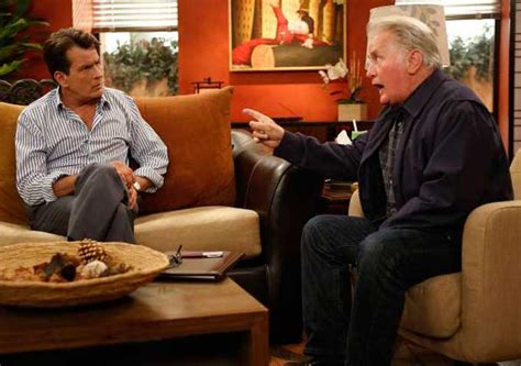 Martin Sheen To Join 'anger Management' As Charlie Sheen's