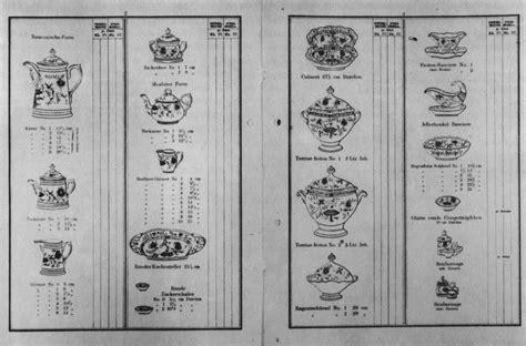 Porzellanmarken Stempel übersicht by Porzellanmarken Porzellan T