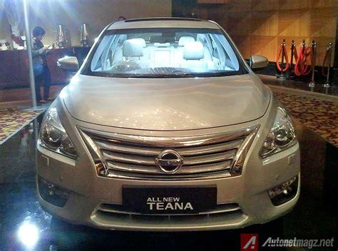 Gambar Mobil Nissan Teana by Nissan Teana Tahun 2014 Tak Depan Autonetmagz