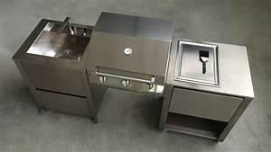 Kuchen module gt edelstahl gt 679090 for Küchen module