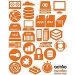 Actifio Stencils Icon Graffletopia Icons