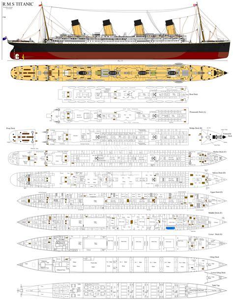 titanic 2 deck plans rms titanic profile by eclair on deviantart