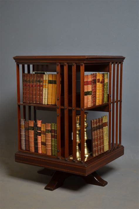 Revolving Bookcase by Revolving Bookcase Antiques Atlas
