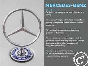 Vision Statement Examples Mercedes Benz Mission Statement To Delight