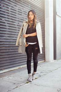 Latest And Trendy Black Jeans Outfits - Ohh My My