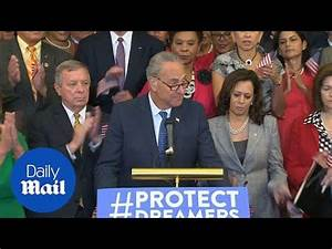 Democratic leaders speak out against Trump's choice to end ...