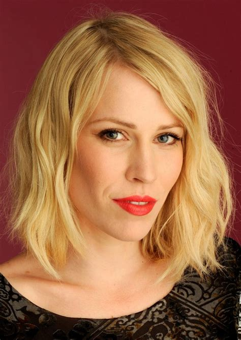 bedingfield tousled curly bob hairstyle for medium length hair styles weekly
