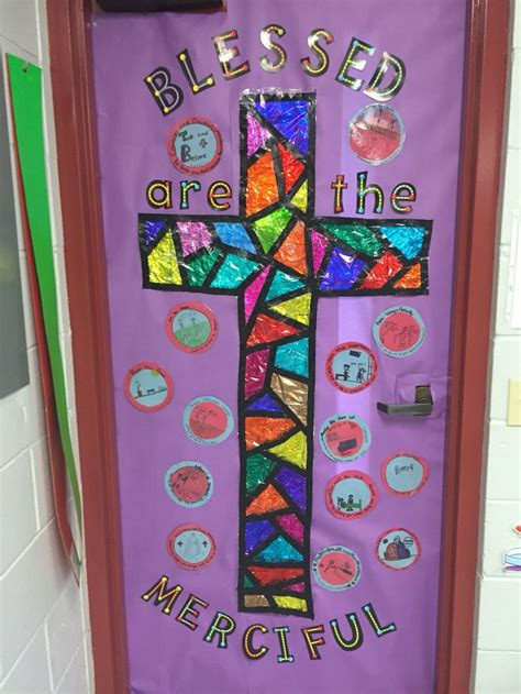 Christian Classroom Door Decorations by 1000 Ideas About Church Bulletins On Sunday