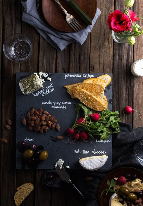 create  cheery cheeseboard  essential diy projects    apartment popsugar home