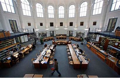 Leipzig University Library Germany Berlin Philological Libraries