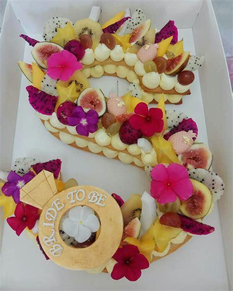 fruit cake letter caks cake almont tart healthy cake