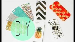 Diy, Cell, Phone, Case, -, How, To, Make, Cute, Iphone, 5s, Designs, By, Anneorshine