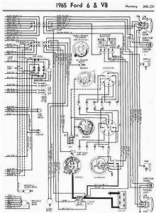 1989 Mustang Wiring Diagram Schematic