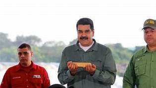 Venezuela Central Bank Begins Shipping 18 Tons Of Gold To UAE…