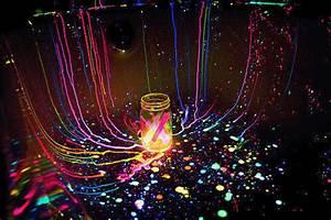 neon paint gif | Tumblr